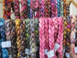 NYS Sheep and Wool Dutchess County Fair Yarn