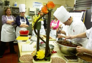 From my class Chocolates and Confections