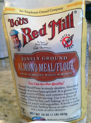 Package of Red Mill Almond Meal/Flour