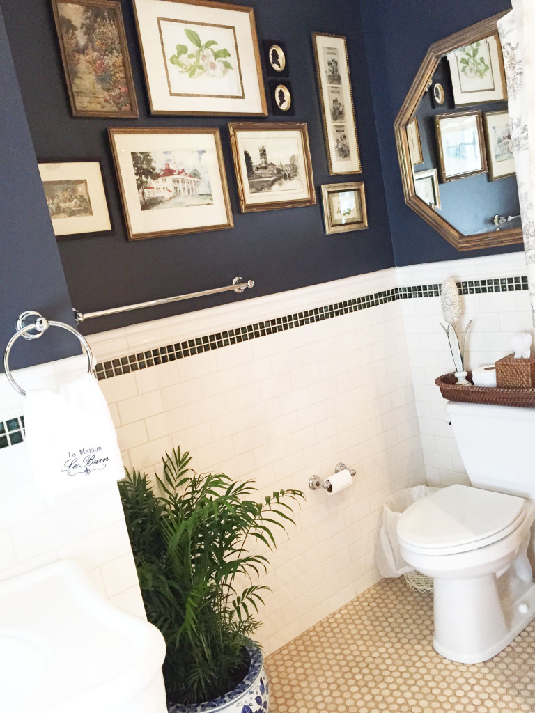 Bathrooms Painted Gray with Charcoal 768 x 1024
